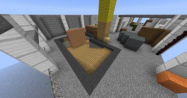 de vertigo 1 1 scale replica minecraft project. Black Bedroom Furniture Sets. Home Design Ideas