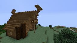 Small nordic enchantment shed Minecraft Map & Project