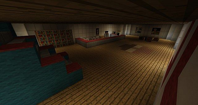 Pokecenter Minecraft Project