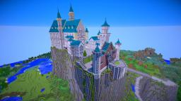 Neuschwanstein Castle Minecraft