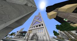 Bank of China Jammer Edition Minecraft Map & Project