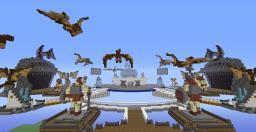Server Spawn Area (Survival, Factions, MiniGames, etc) Minecraft Project