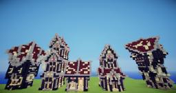 Hell House Pack Minecraft Map & Project