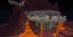 Technological Empire (PMC Nether Empire Contest) Minecraft Map & Project