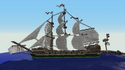 E.M.S. Defiance Minecraft Project