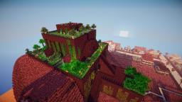 [CONTEST] Netherion Minecraft Map & Project