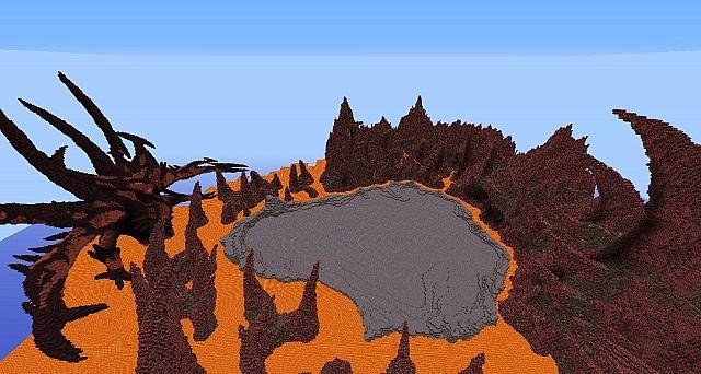Just the terrain  Diablo
