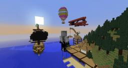 Boaty Bay Minecraft Map & Project