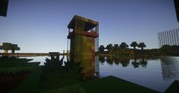 Paintball Arena The Trenches Military Army style Minecraft Project