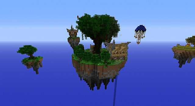 Skyblock! swag