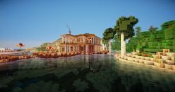Riviéra Mansion Minecraft Map & Project
