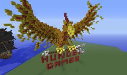 The Phoenix (3d Hunger Games logo) Minecraft Map & Project