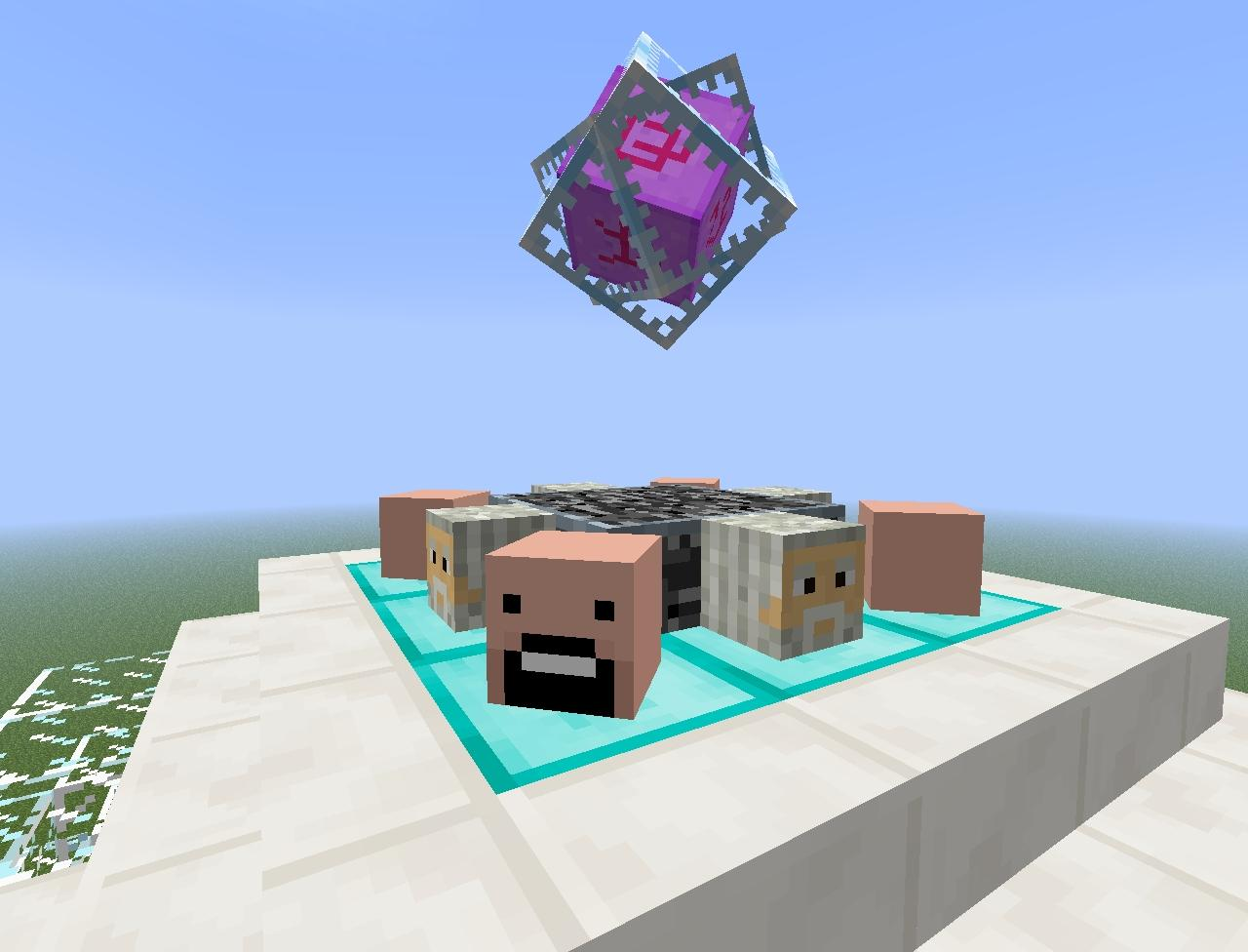 how to make end crystal in minecraft