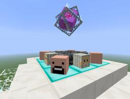 Getting custom heads and Ender Crystals in 1.7 snapshots. Minecraft Blog Post
