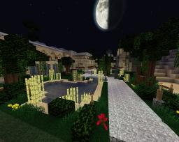 Le Rocke Oasis - (Download) [Spawn Ready] Minecraft Map & Project