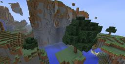Survival Mountains Survival Map Minecraft Map & Project