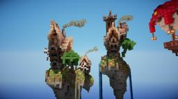 Gremlin, Steampunk Village Minecraft Map & Project