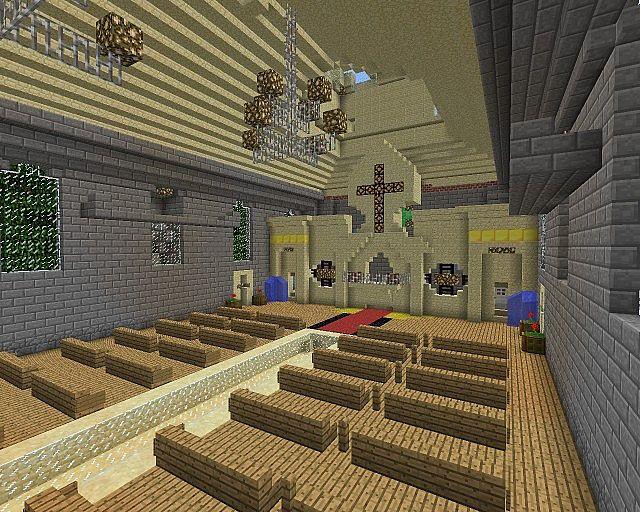 Servers church