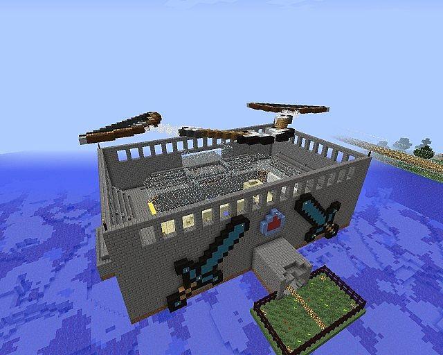 PVP Sword area