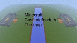 The Castledefenders map Minecraft Project