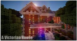 A Victorian House - Main St. [TBS App] Minecraft Map & Project