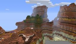 Plug and play mesa island Minecraft Map & Project