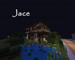Jace | Modern? Mansion - Open air style Minecraft Map & Project