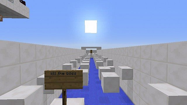 bow and arrow minigame minecraft project