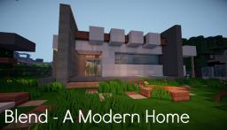 Blend - A Modern Home Minecraft