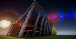 (Washington) Dulles International Airport Minecraft Map & Project