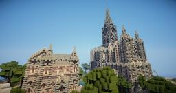Minecraft church Minecraft Map & Project