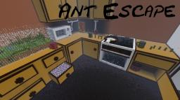 Ant Escape Parkour Minecraft Project