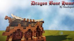 Dragon Bone House Minecraft Map & Project