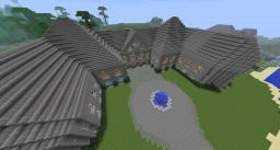 Mind your Manors! Minecraft Map & Project