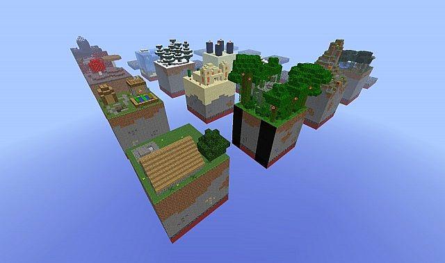 Chunk Wars arena in development mode