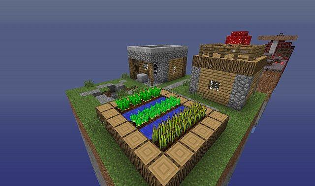 Village surface gets reworked