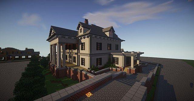 Long Island Mansion Mi...