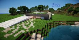 Bliss   Minimalistic Eco Home   Collab with MrMikos20 Minecraft Map & Project