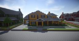 Yellow Home Minecraft Project