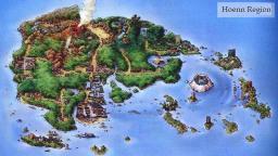 Pokemon Hoenn Map Minecraft