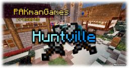 Huntville - A town in the mountains of Mincraft Minecraft