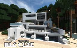 [ Modern ] Iris Cove Artist Retreat Minecraft Map & Project