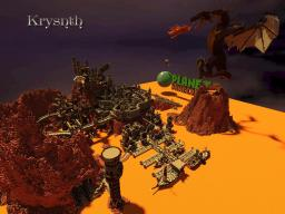 Krysnth   Nether Empire (Medieval Fantasy/Steampunk) Minecraft Map & Project