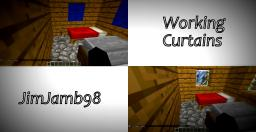 Curtain Closer 3000! A automatic curtain closer in Minecraft. No mods! Minecraft Map & Project