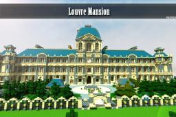 ::Louvre Mansion:: Minecraft Project