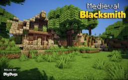[REQUESTED] Medieval Blacksmith Minecraft Map & Project