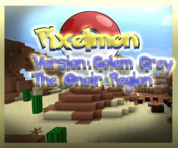 -=[  ]=- Pixelmon Adventure Map -=[  ]=- Minecraft