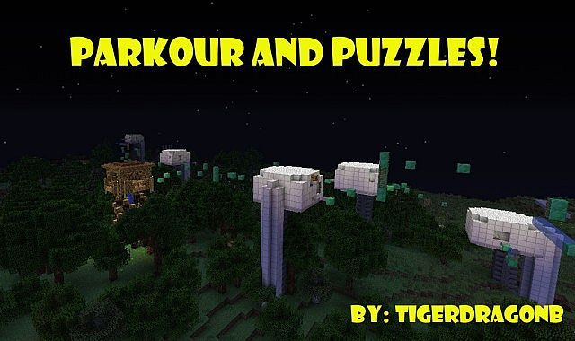 Parkour and Puzzles!!!
