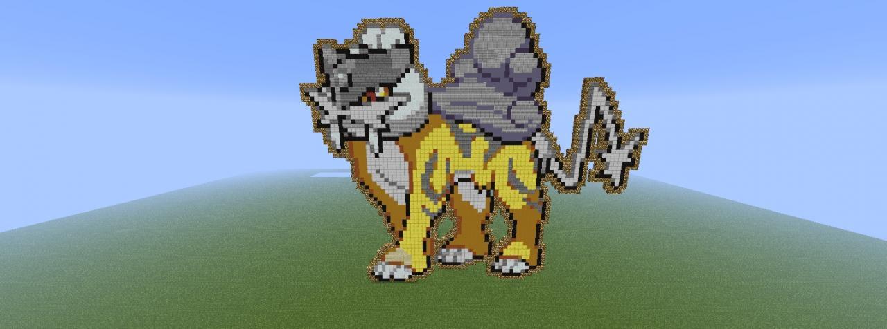 Raikou - Pixel ArtRaikou Pixel Art