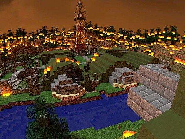 Faaqidaad : Minecraft banner map